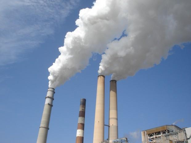 centrale a carbone emissioni
