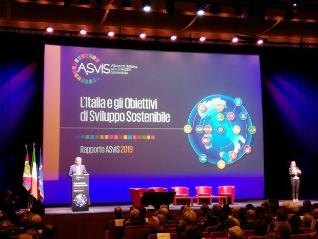 Rapporto ASviS 2019