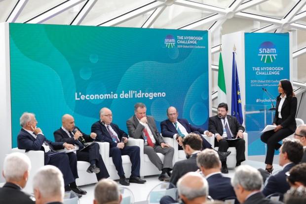 idrogeno in Italia