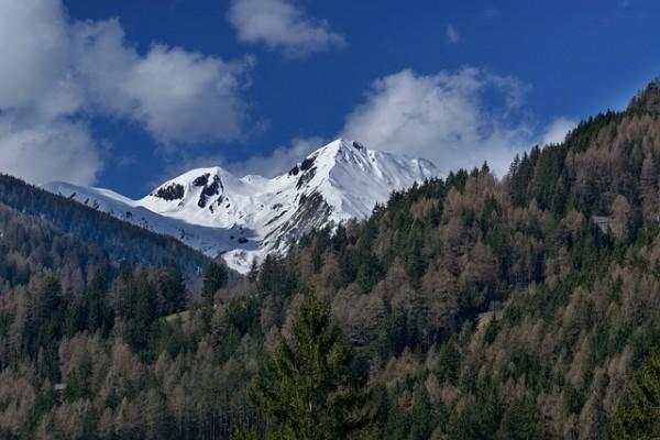 montagne climate change