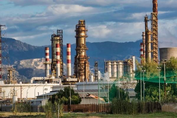 industria combustibili fossili