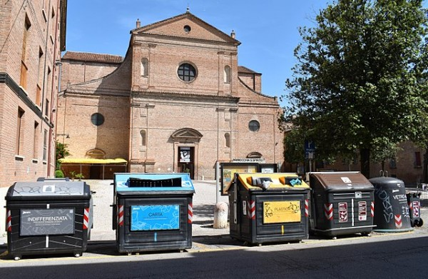 Rifiuti urbani italiani