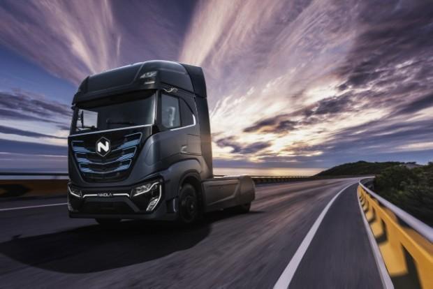 nikola 3 camion elettrico