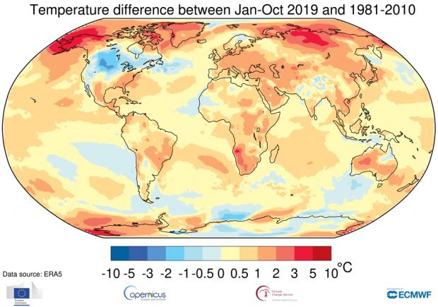 stato del clima