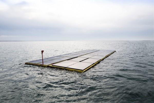 pannelli solari marini galleggianti