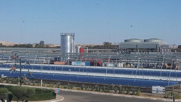 accumulo per solare termodinamico