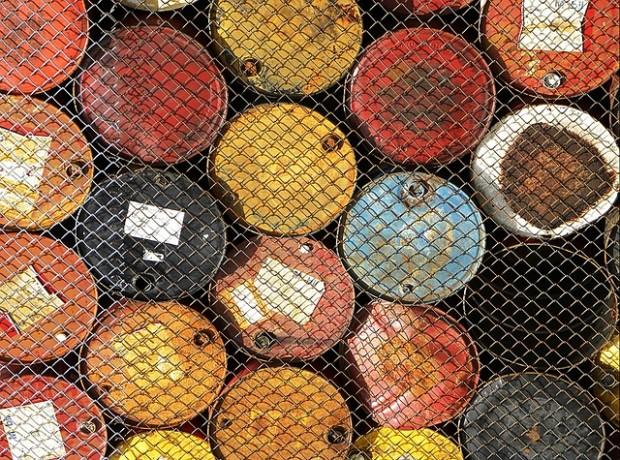 Produzione di petrolio