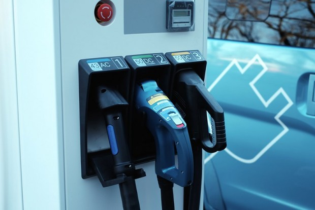 tecnologie ricarica auto