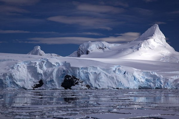 scioglimento dei ghiacci