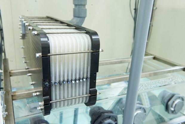Batteria zinco-aria