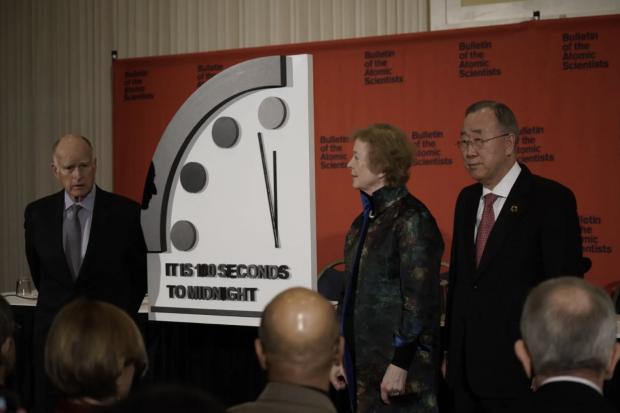 Doomsday Clock 2020