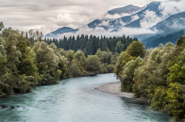 surriscaldamento dei fiumi