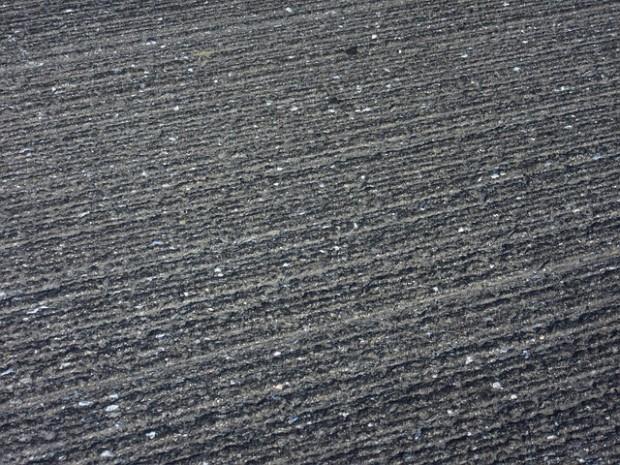 fresato d'asfalto