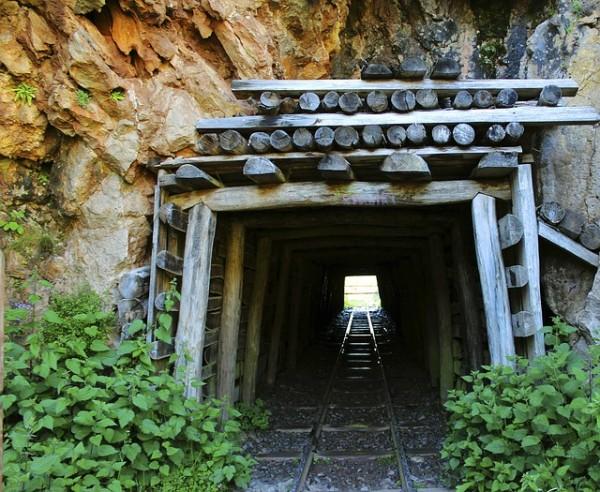Estrazione mineraria
