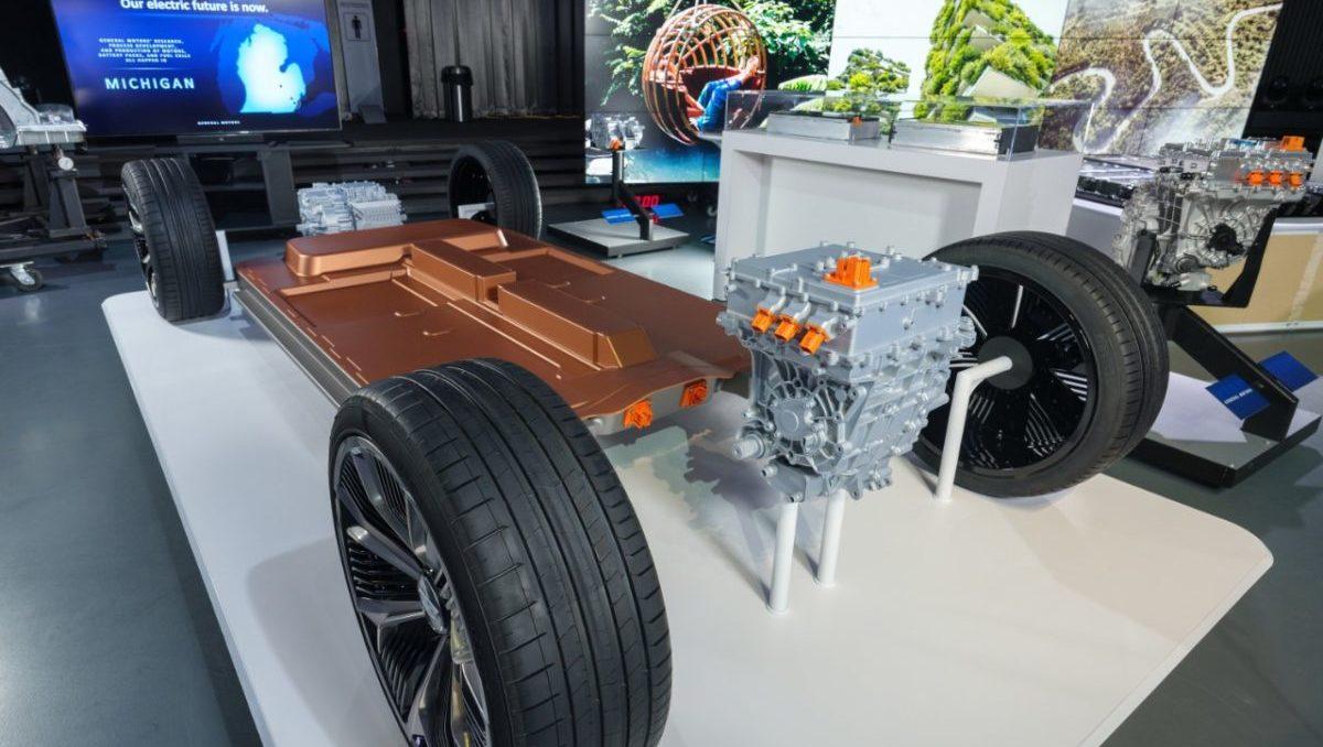 auto elettriche GM