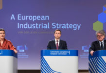 strategia industriale europea