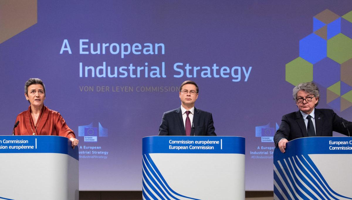 strategia industriale europea