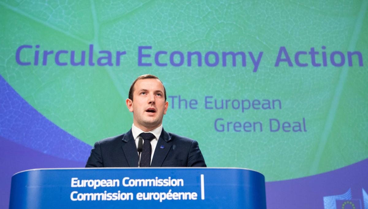 economia circolare UE