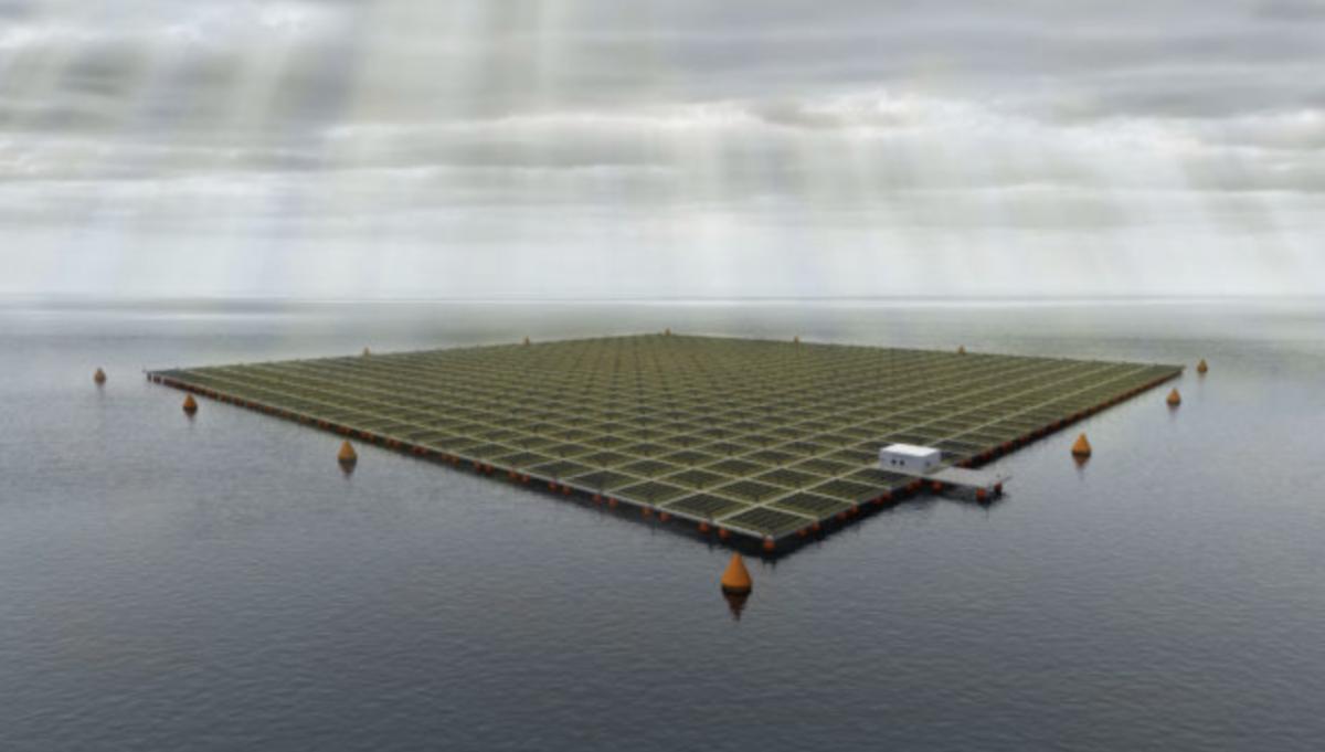 fotovoltaico offshore