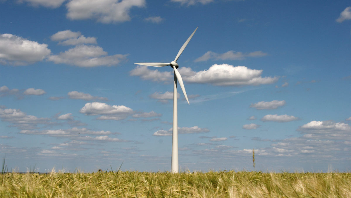 capacità eolica mondiale