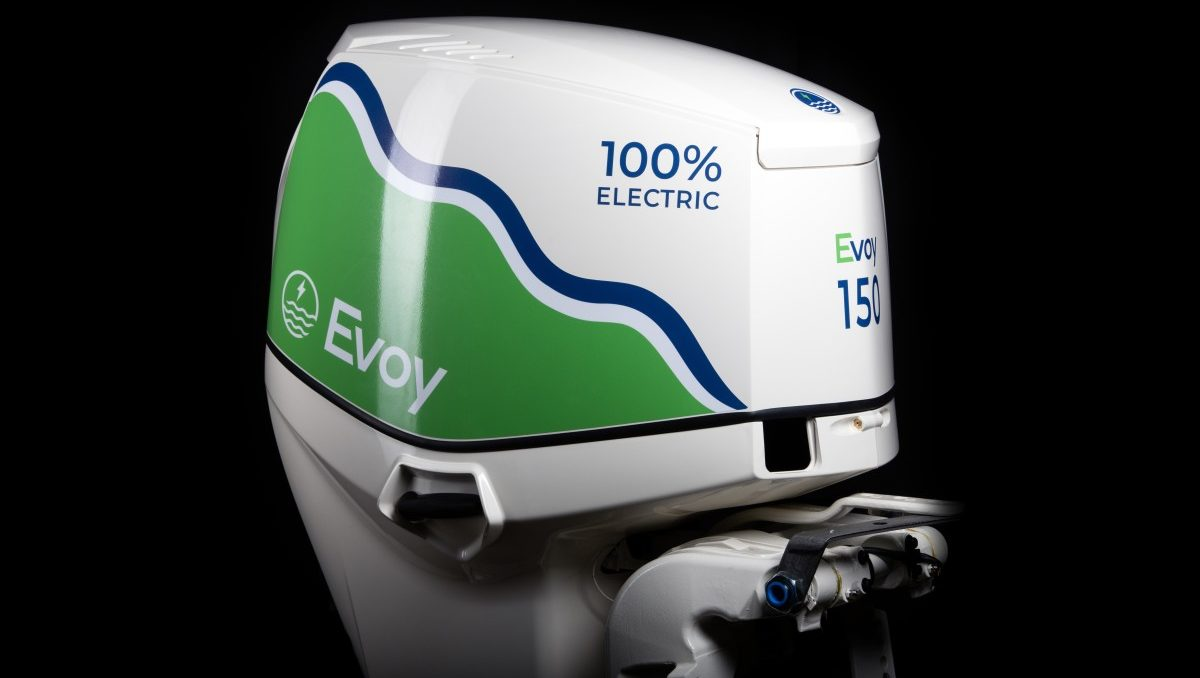 motore fuoribordo elettrico