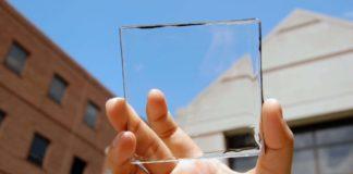 finestre fotovoltaiche trasparenti
