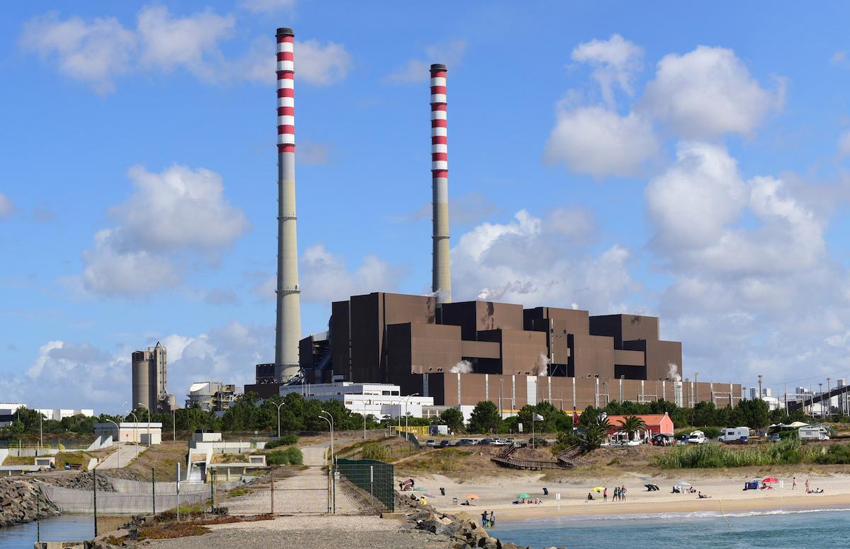 centrali a carbone