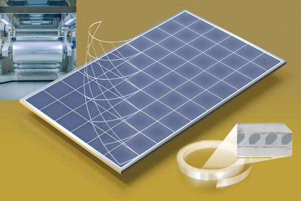 resa dei pannelli solari