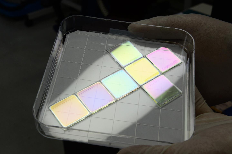 Fotovoltaico sottile in CIGS