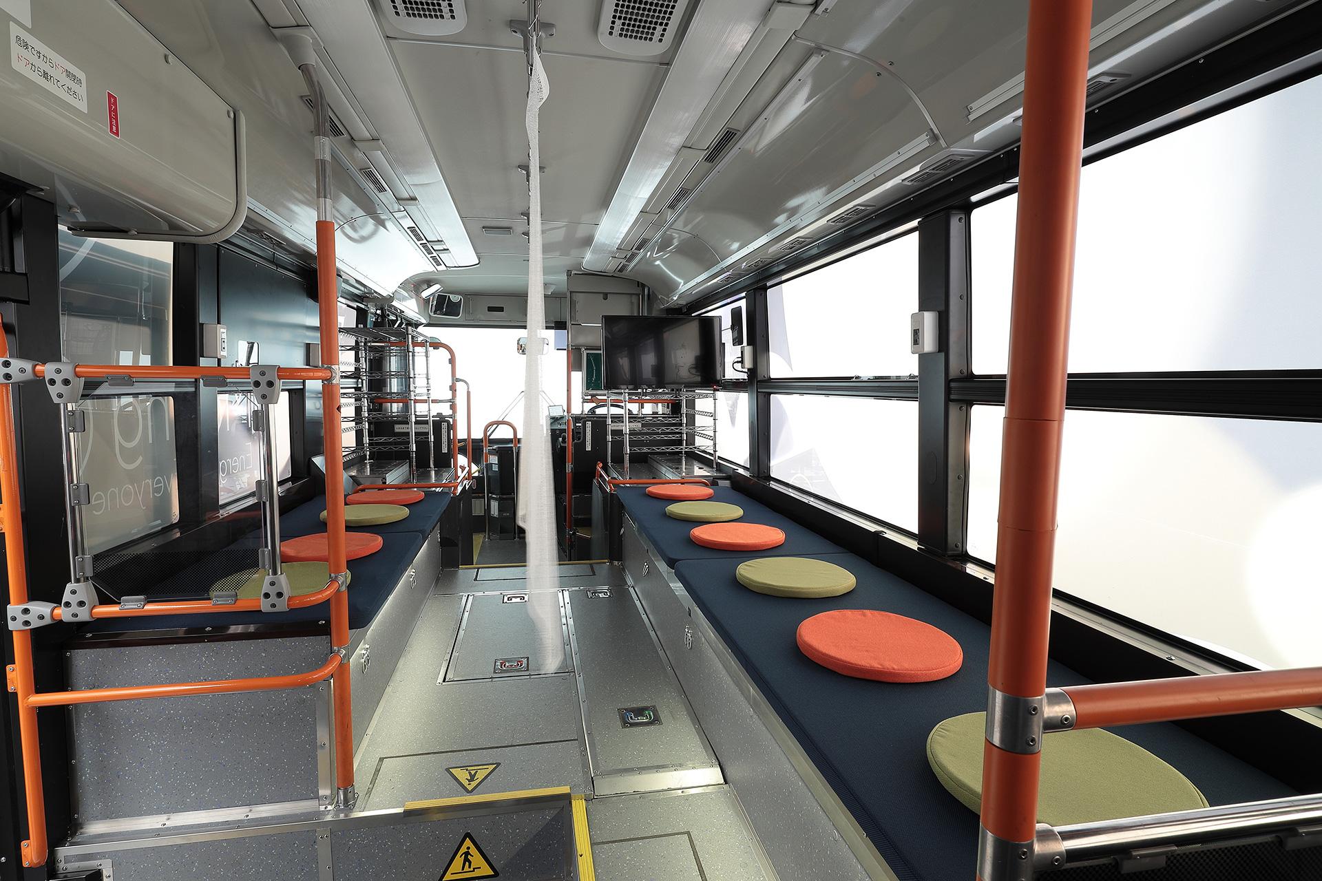 bus a idrogeno