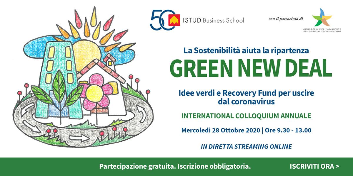 green new deal 2020