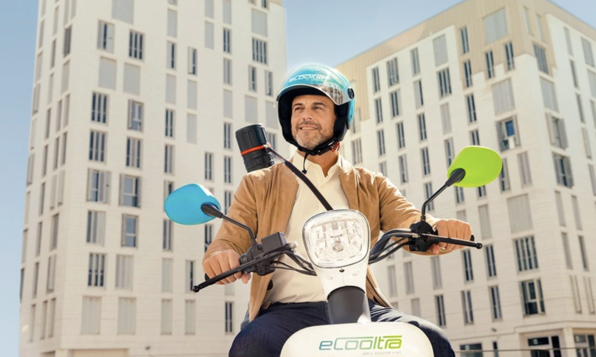 scooter sharing elettrico