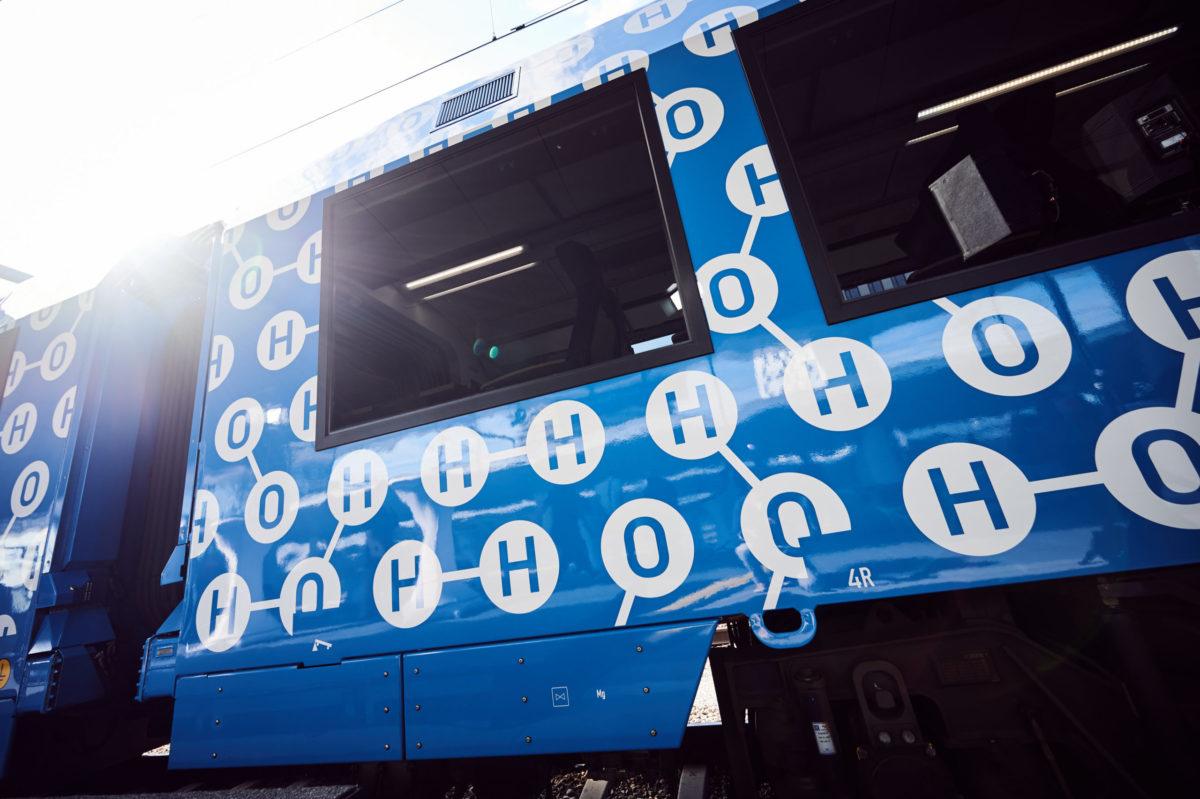 treno a idrogeno di Alstom