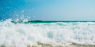 Aria condizionata ad acqua marina