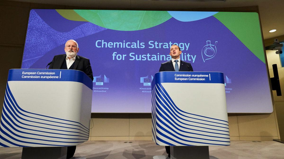 Strategia UE per le sostanze chimiche: le premesse sono buone