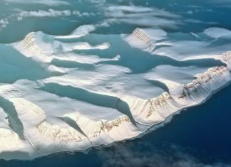 perdita di ghiaccio in Antartide