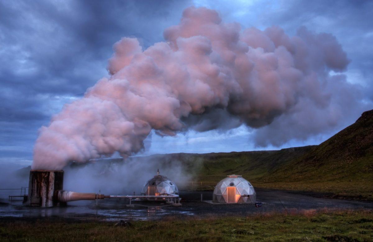 geotermia profonda