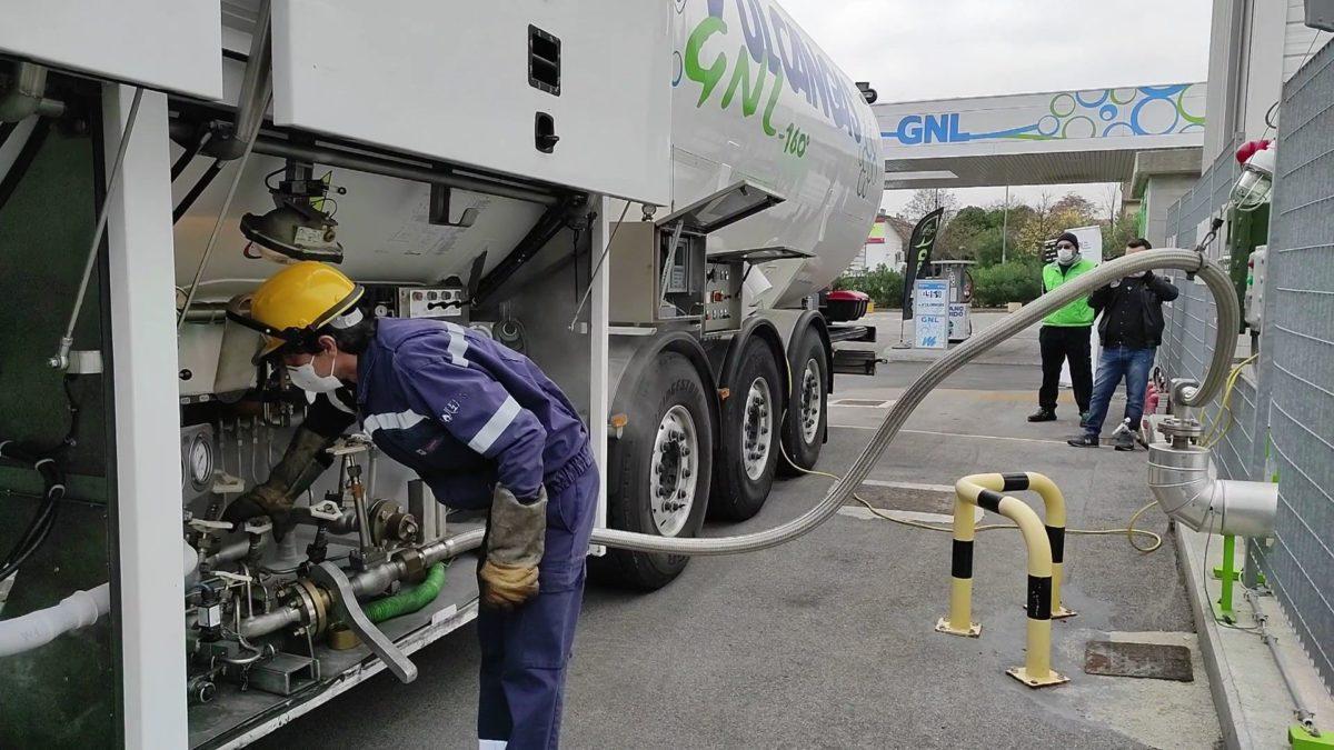 bio-LNG in Italia