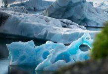 Spessore delle calotte polari