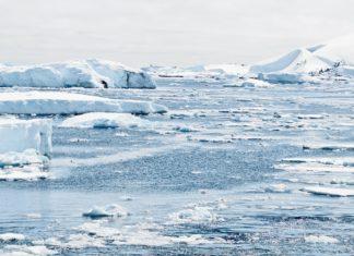 perdita di ghiaccio