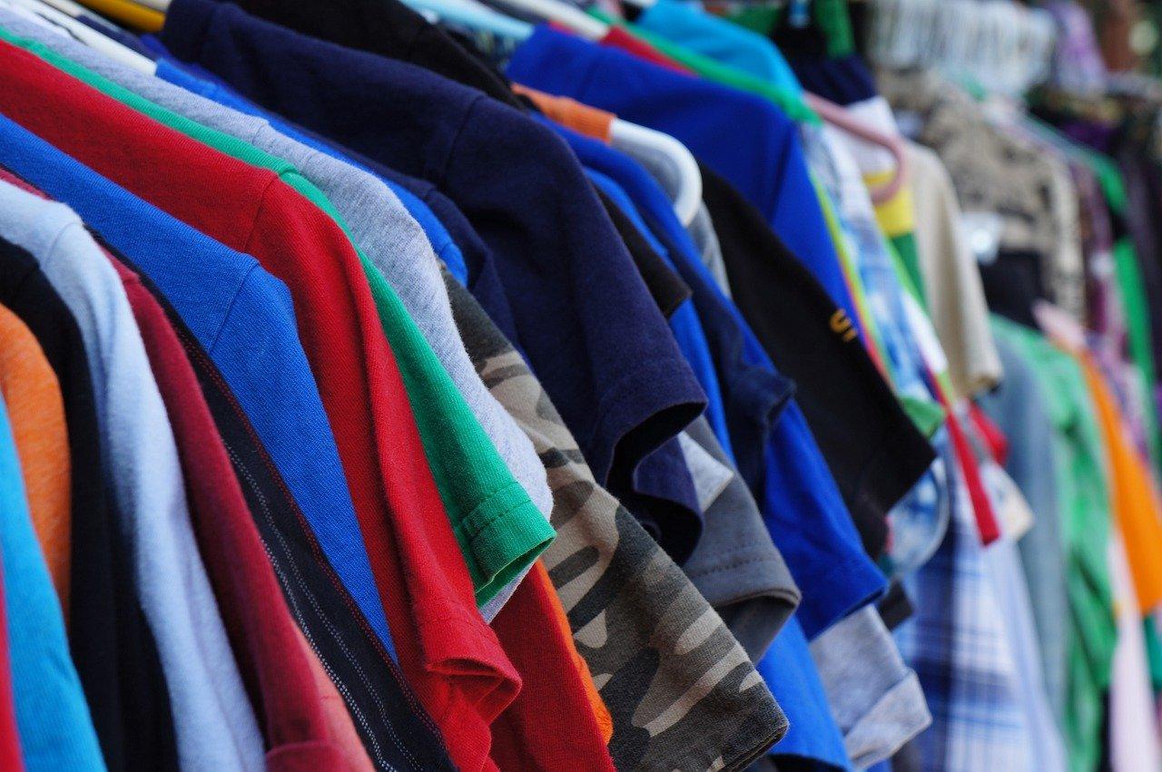 filiera degli abiti usati