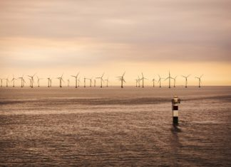 legge sull'eolico offshore