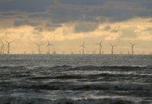 Idrogeno dalle turbine eoliche offshore