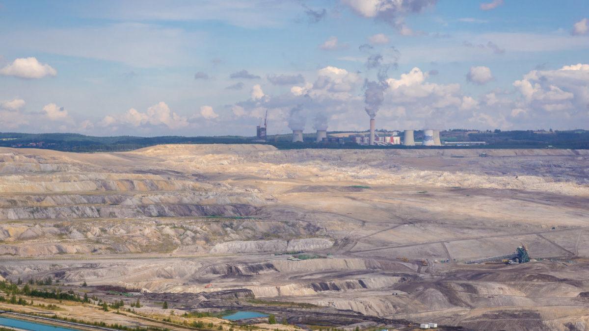 Carbone: Praga denuncia la Polonia per la miniera di lignite di Turow