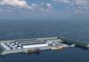 hub di energia eolica offshore