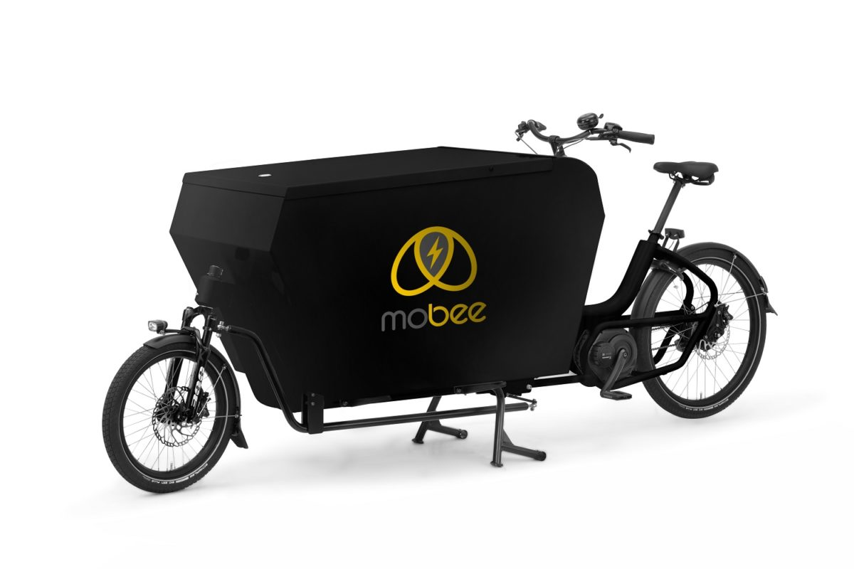 consegna delle merci a zero emissioni
