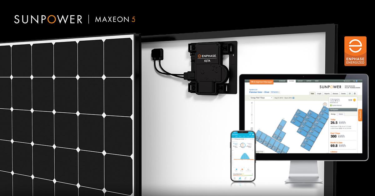 SunPower Maxeon 5 AC