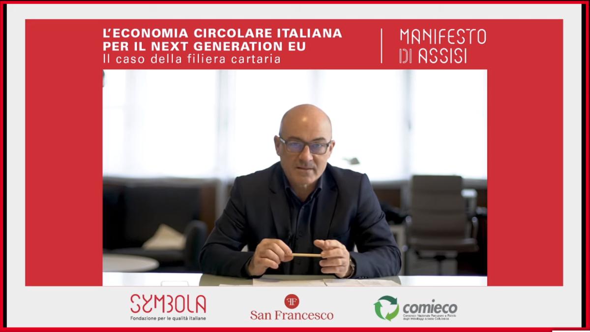 'economia circolare italiana
