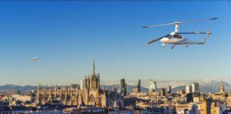 Taxi volanti: in Italia saranno una realtà nel 2023