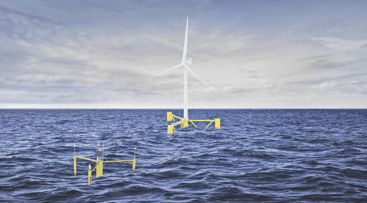 eolico offshore galleggiante